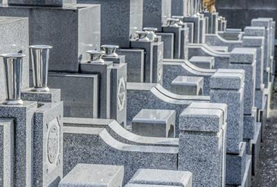 お墓の新築